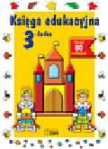 Księga edukacyjna 3 latka