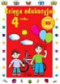 Księga edukacyjna 4 latka