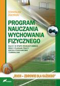 Żołyński Stanisław - Program nauczania wychowania fizycznego. dla II i III etapu edukacyjnego wraz z planami pracy; szkoła podstawowa i gimnazjum