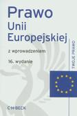 Prawo unii europejskiej z wprowadzeniem