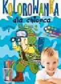 Podgórska Anna - Kolorowanka dla chłopca zeszyt 1