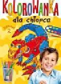 Podgórska Anna - Kolorowanka dla chłopca zeszyt 2