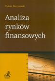 Starzeński Oskar - Analiza rynków finansowych