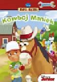 Czytanka wyklejanka Kowboj Maniek
