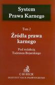 Bojarski Tadeusz - Źródła prawa karnego Tom 2