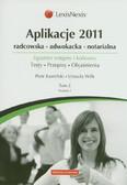 Kamiński Piotr, Wilk Urszula - Aplikacje 2011 tom 2