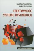 Frankowska Marzena, Jedliński Mariusz - Efektywność systemu dystrybucji