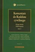 Bieniek Gerard, Ciepła Helena, Dmowski Stanisław - Komentarz do kodeksu cywilnego Księga trzecia Zobowiązania