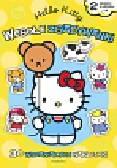 Hello Kitty Wesołe zgadywanki Wesołe obrazki. 2 książki w jednej