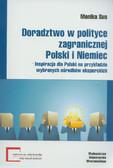 Sus Monika - Doradztwo w polityce zagranicznej Polski i Niemiec