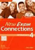 Kelly Paul, Sayer Mike, Wieruszewska Małgorzata - New Exam Connections 4 Intermadiate WB PL