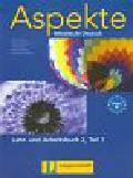Aspekte 2 B2 Lehr und Arbeitsbuch Teil 1 + 2 CD