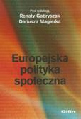 Europejska polityka społeczna