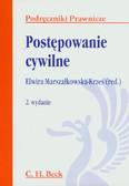Marszałkowska-Krześ Elwira (red.) - Postępowanie cywilne