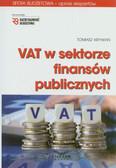 Krywan Tomasz - Vat w sektorze finansów publicznych