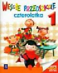 Wesołe przedszkole czterolatka 1 Zeszyt ćwiczeń