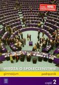 Krzesicki Piotr, Kur Piotr, Poręba Małgorzata - Wiedza o społeczeństwie część 2 podręcznik. Gimnazjum