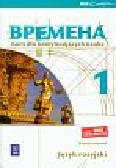 Broniarz Renata - Wremiena 1 Zeszyt ćwiczeń Kurs dla kontynuujących naukę. Gimnazjum