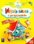 Łukasik Stanisława, Petkowicz Helena - Wesoła szkoła i przyjaciele 1 Podręcznik z płytą CD Część 1