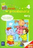 Łada-Grodzicka Anna, Piotrowska Danuta - Razem w przedszkolu 4 Karty pracy