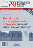Charytoniuk Jan - Poradnik rachunkowości budżetowej Nowy plan kont oraz szczególne zasady rachunkowości jednostek sektora finansów publicznych. wydanie specjalne