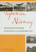 red. Kłosiński Kazimierz A. - Japonia, Niemcy. Odzyskany honor w rozwoju gospodarczym