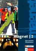 Motta Giorgio - Magnet 2 Język niemiecki Podręcznik z płytą CD. Gimnazjum