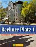 Berliner Platz 1 Podręcznik i ćwiczenia. szkoła ponadgimnazjalna