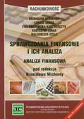 red. Micherda Bronisław - Sprawozdania finansowe i ich analiza. Analiza finansowa