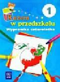 Łada-Grodzicka Anna - Razem w przedszkolu 1 Wyprawka przedszkolaka