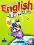 Bruni Cristina - English Adventure Starter podręcznik i zeszyt ćwiczeń z płytą DVD