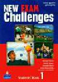 Harris Michael, Mower David, Maris Amanda - New Exam Challenges 1 Students` Book. Gimnazjum