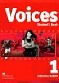 McBeth Catherine - Voices 1 Student`s Book + CD. Gimnazjum