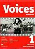 Bilsborough Katherine, Bilsborough Steve - Voices 1 Workbook + CD. Gimnazjum