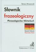 Mrozowski Teresa - Słownik frazeologiczny niemiecko-polski