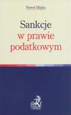 Majka Paweł - Sankcje w prawie podatkowym