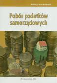 red. Krukowski Artur - Pobór podatków samorządowych