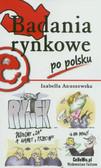 Anuszewska Izabella - Badania rynkowe po polsku