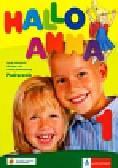 Swerlowa Olga - Hallo Anna 1 Podręcznik z płytą CD. Szkoła podstawowa