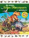 Mój pierwszy atlas dinozaurów z naklejkami