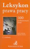 Leksykon prawa pracy 100 podstawowych pojęć