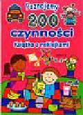 Poznajemy 200 czynności Książka z naklejkami