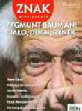 Znak 674-675 7-8/2011 Zygmunt Bauman Ciało  duch rynek