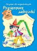 Papierowe zabawki Origami dla najmłodszych
