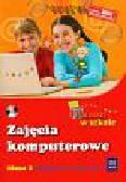 Kręcisz Danuta, Lewandowska Beata - Razem w szkole 3 Zajęcia komputerowe z płytą CD Podręcznik z ćwiczeniami