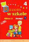 Brzózka Jolanta, Glinka Katarzyna, Harmak Katarzyna - Razem w szkole 3 Zeszyt Część 4. edukacja wczesnoszkolna