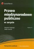 Góralczyk Wojciech, Sawicki Stefan - Prawo międzynarodowe publiczne w zarysie