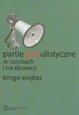 Wojtas Kinga - Partie populistyczne w Czechach i na Słowacji