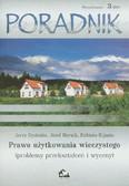 Dydenko Jerzy, Hernik Józef, Kijania Elżbieta - Prawo użytkowania wieczystego (problemy przekształceń i wyceny)