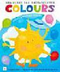 Bator Agnieszka - Angielski dla najmłodszych Colours. Maluch poznaje kolory. Książeczka z naklejkami wielokrotnego użytku